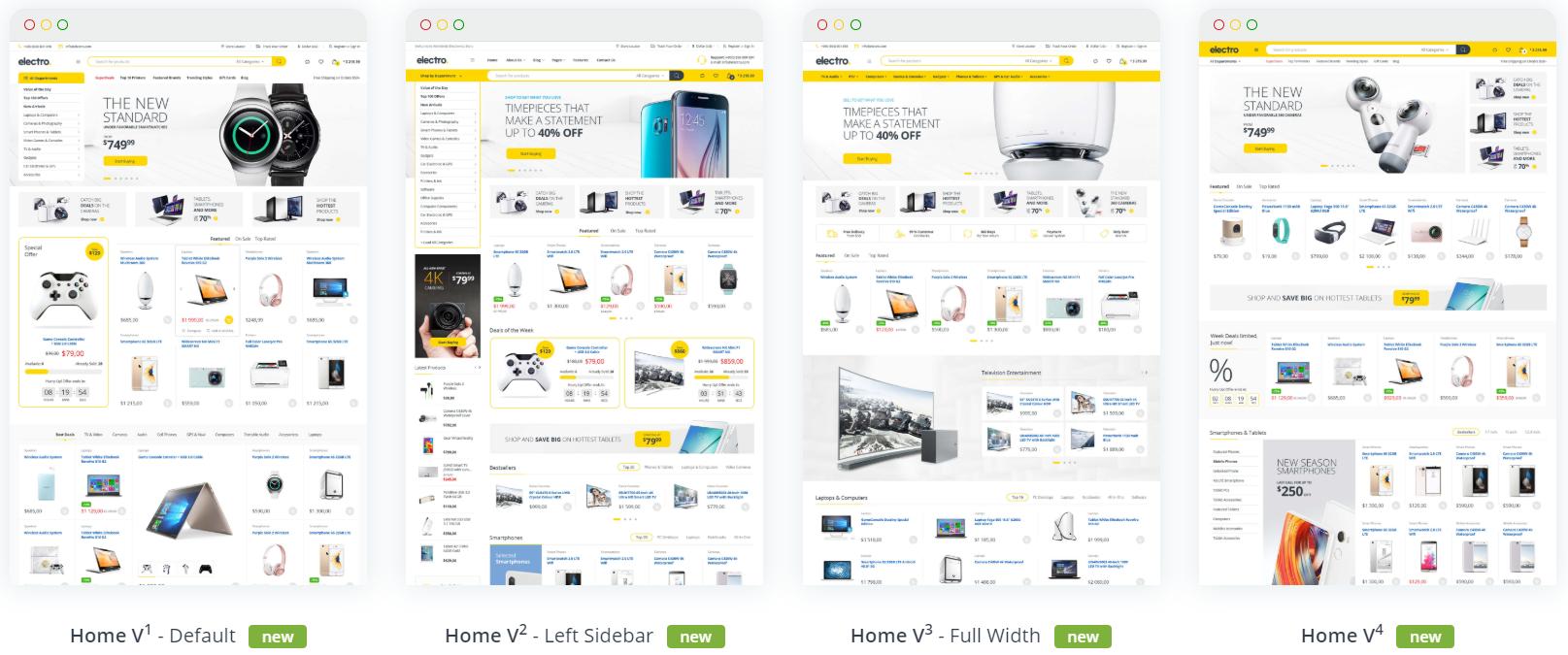 Electro Electronics Е-Commerce Сайт с Нуля