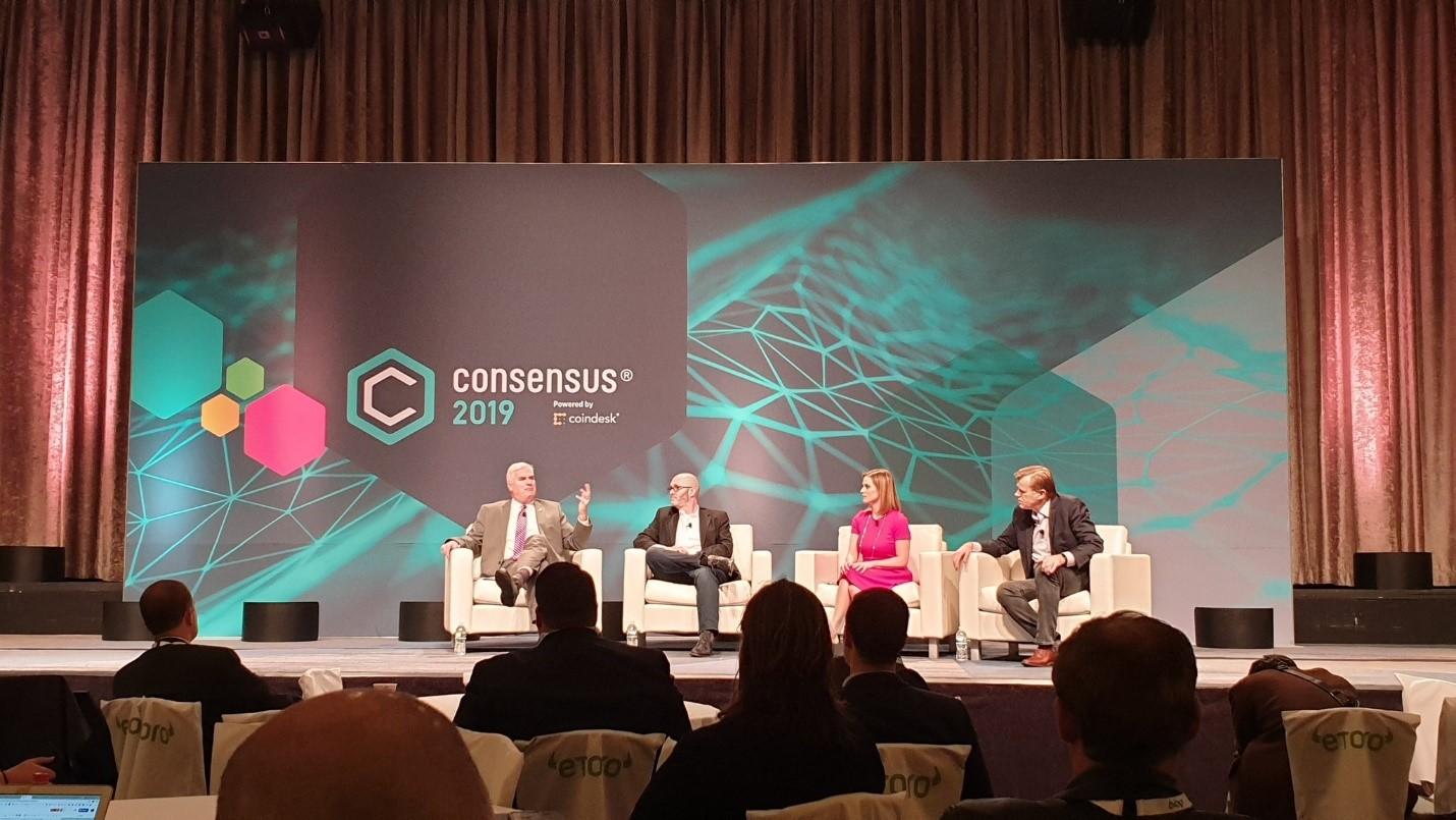 Конференции по Криптовалютам Consensus