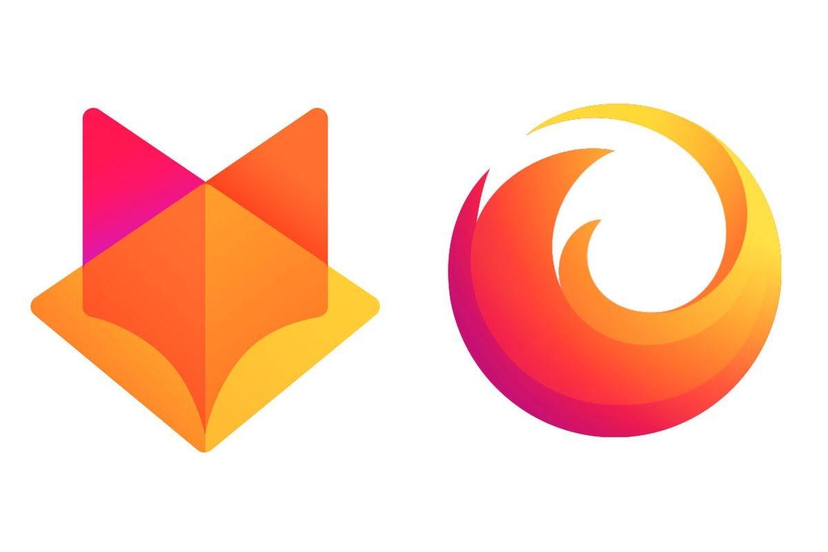 Тренды Дизайна Логотипов Firefox