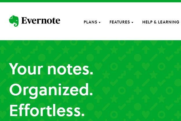 Evernote Android Apps for College Students