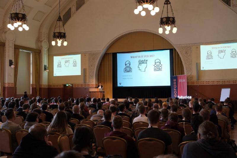 Finland React js и React Native Конференции