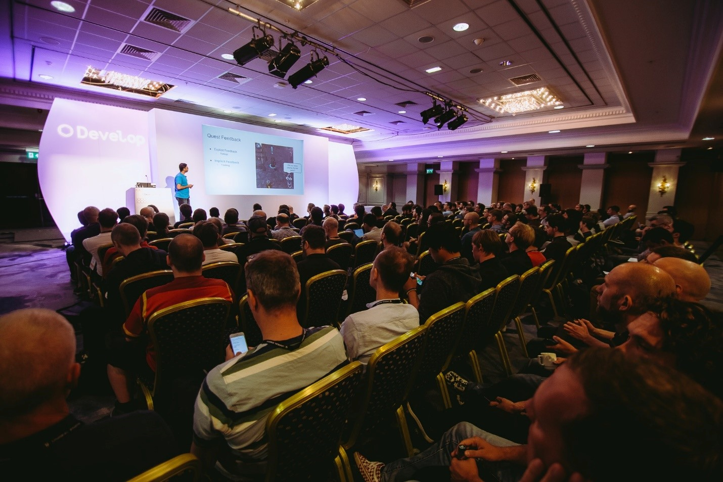 Gaming Conferences Develop