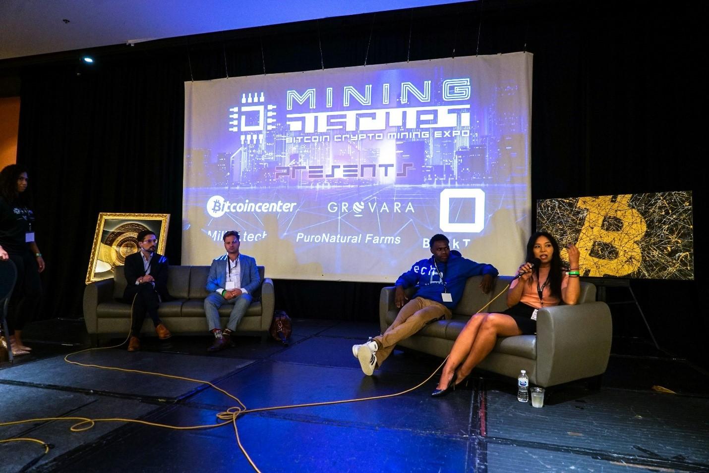 Конференции по Криптовалютам Mining