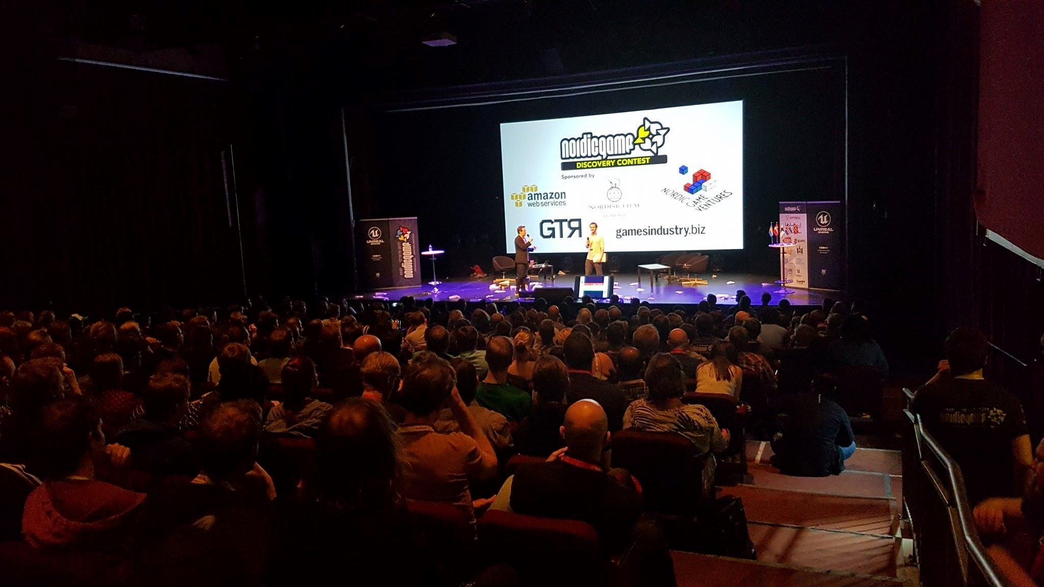 Gaming Conferences Nordic