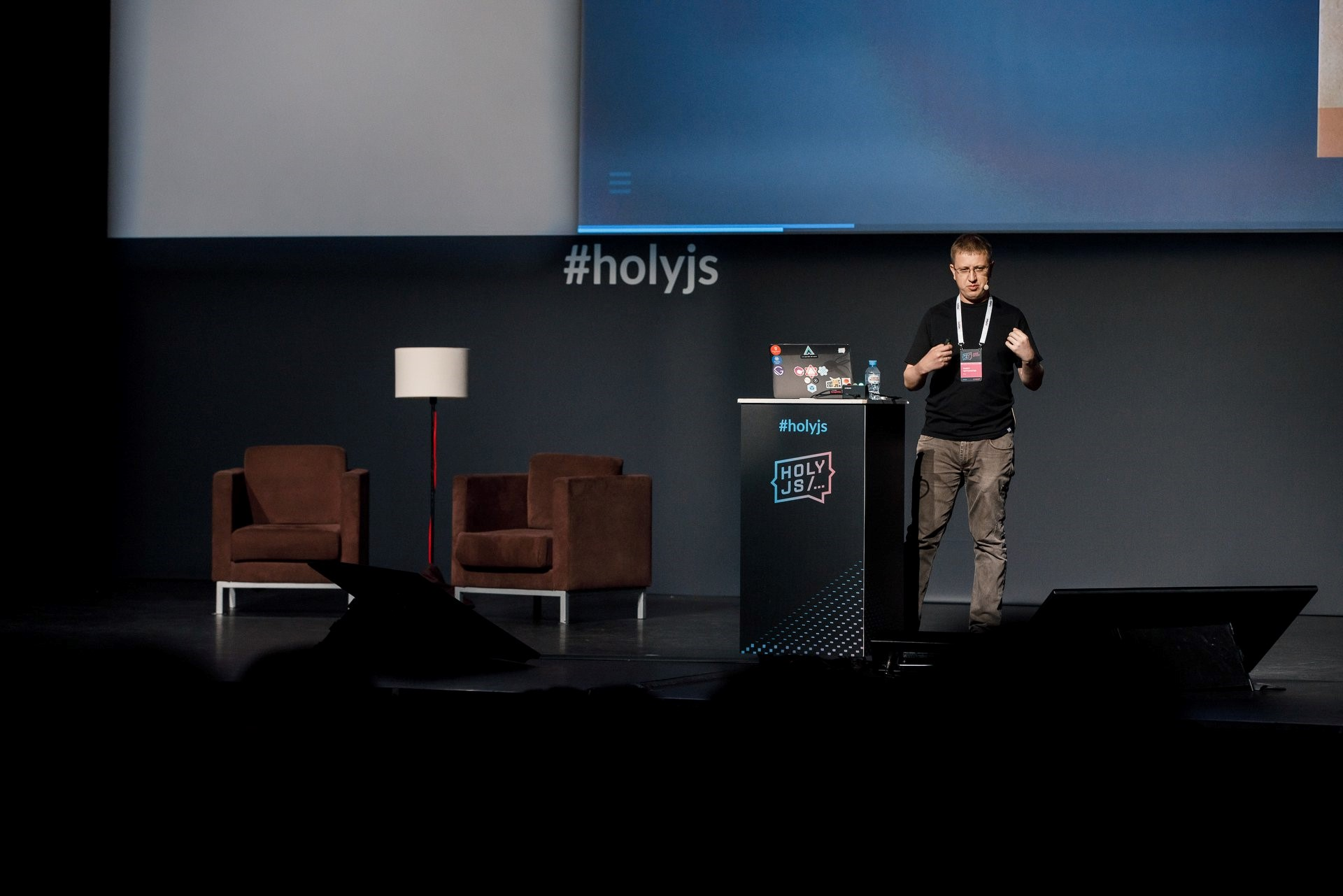JavaScript Conferences HolyJS