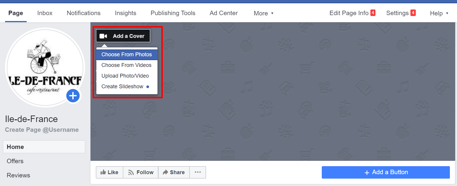 Cover Create Facebook Ads Account