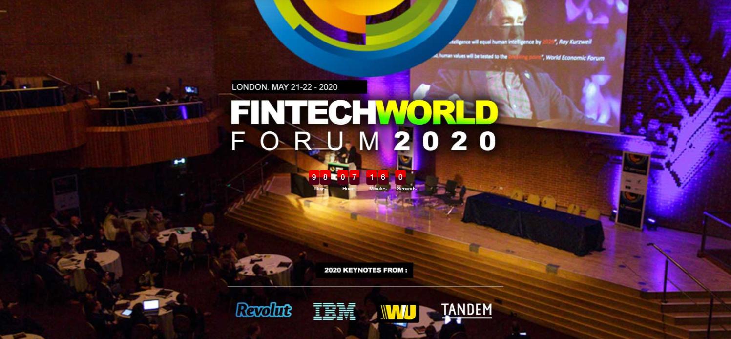 FinTech Конференции World Forum