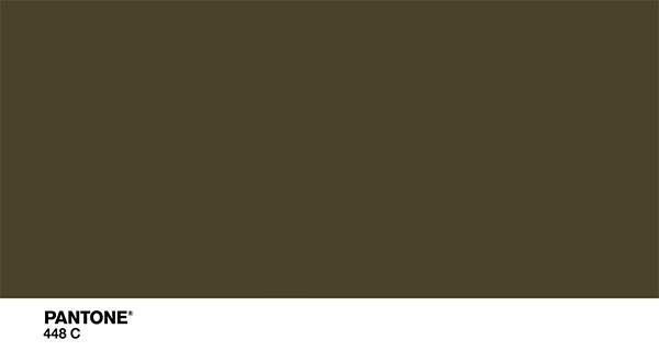 Pantone Color Trends 2019: Brown Granite
