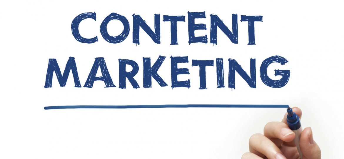 Featured image for Content Marketing Trends 2019