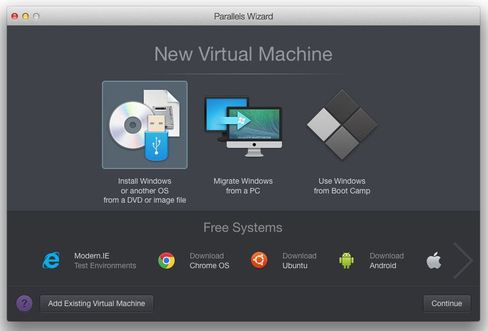 VMWare vs Parallels