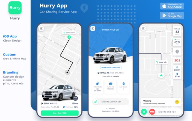 How Much does it Cost to Create a Lyft Clone