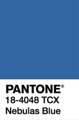 Pantone Color Trends 2019: Nebulas Blue