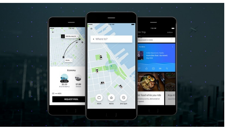 How Much Does it Cost to Build Taxi App Like Uber? - Merehead