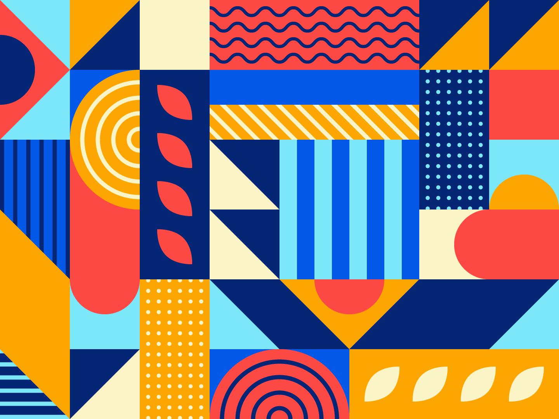 Тренды Графического Дизайна в 2022