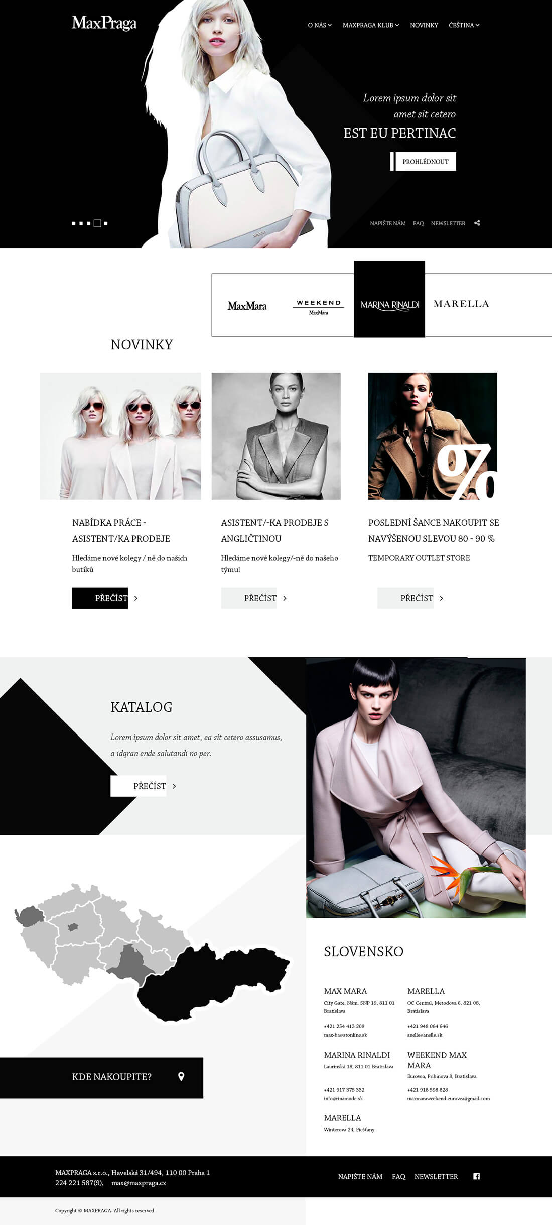 Colors in Graphic and Web Design: Black