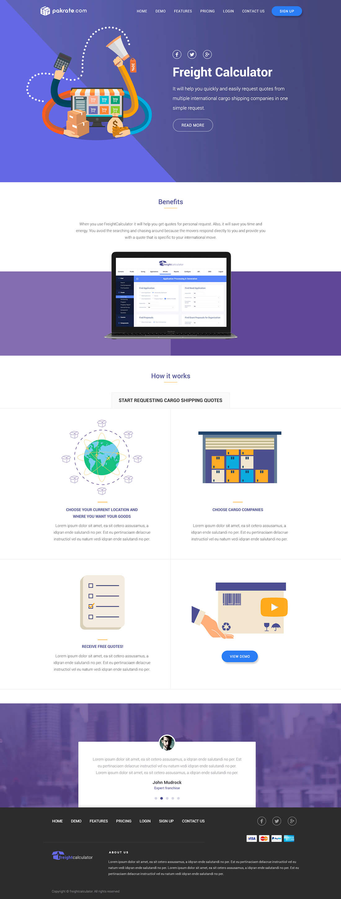 Colors in Graphic and Web Design: Purple