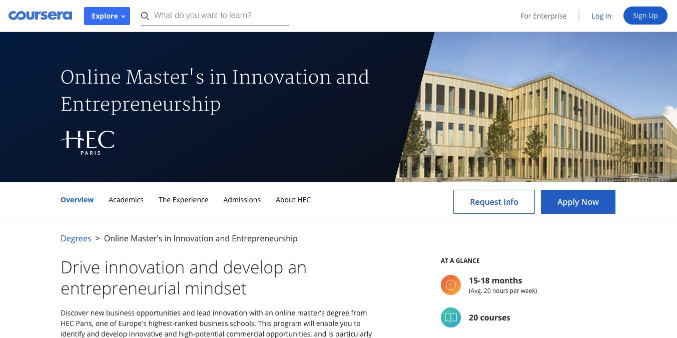 Идеи для сайтов в 2019 году - онлайн курсы