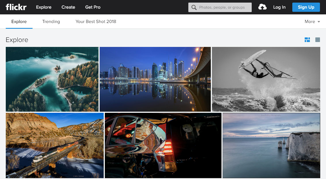 Flickr Commons - Free Public Domain Images for Commercial Use