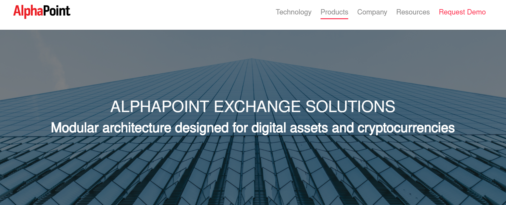 AlphaPoint Top Crypto Exchange Software Solutions