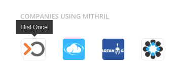 Top JavaScript Frameworks 2019 - Companies that use Mithril