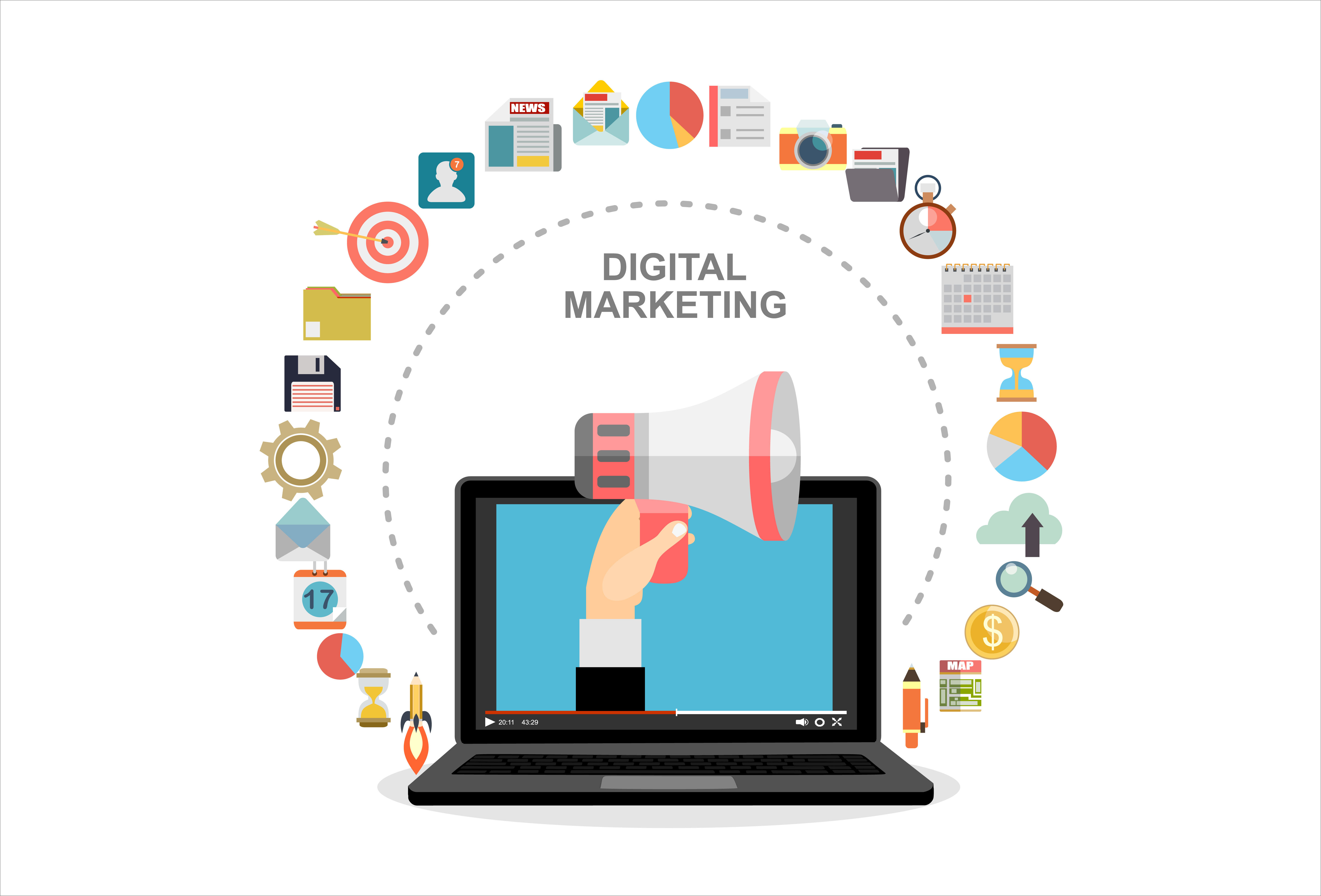 Featured image for Digital Marketing Trends and Statistics to Watch Out in 2019