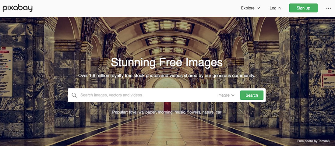 Pixabay - Free Public Domain Images for Commercial Use