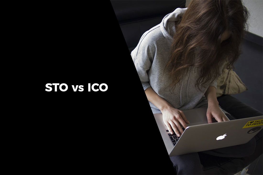 Featured image for The Truth About the Difference Between STO and ICO