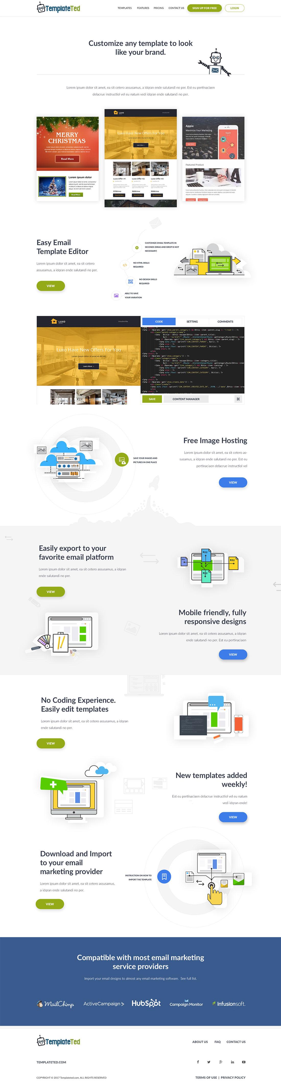 web design top trends