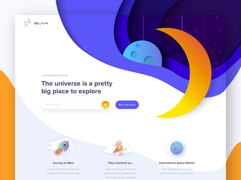 web design top trends 2019