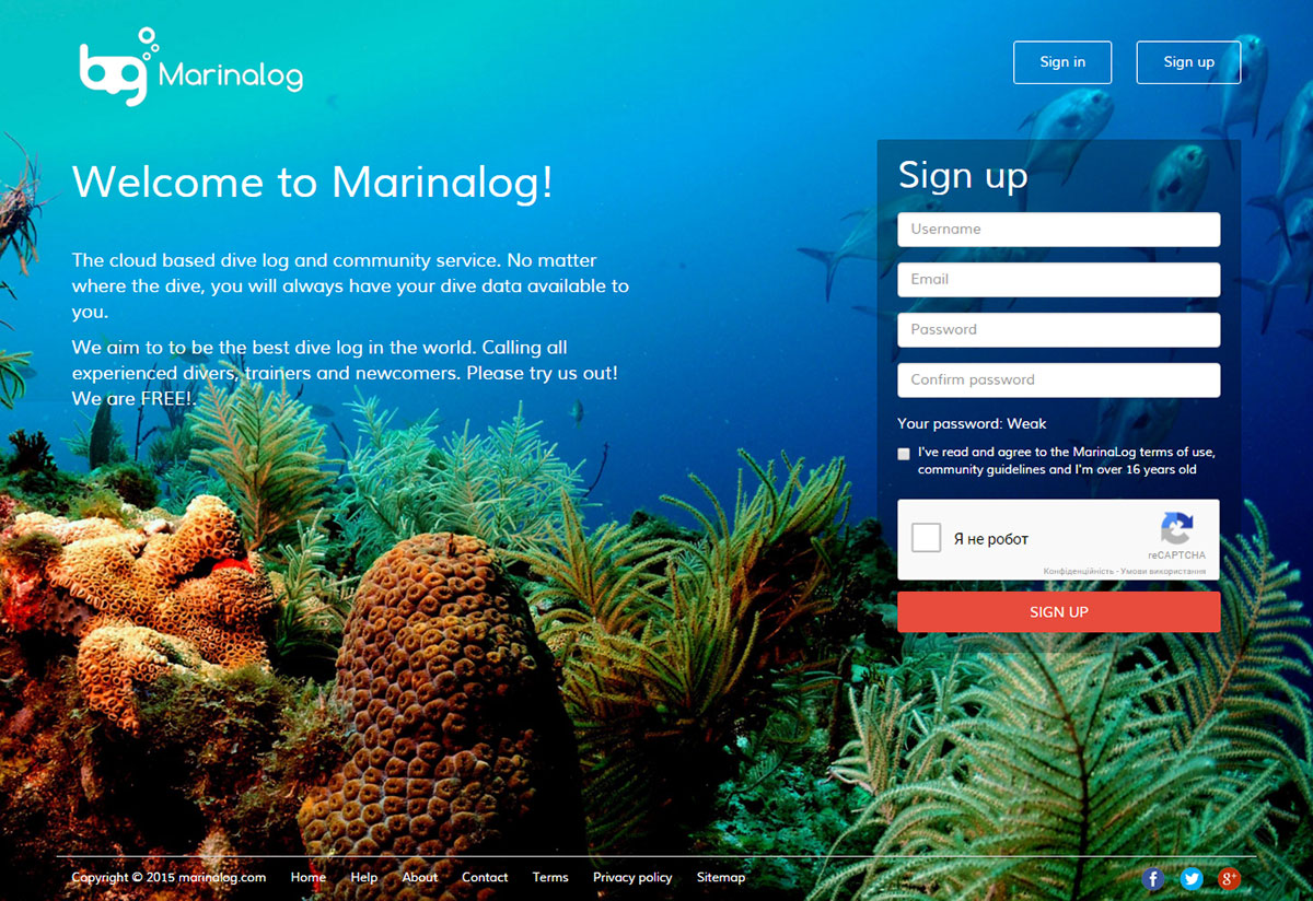 MarinaLog - Community - Web-development - Merehead Development